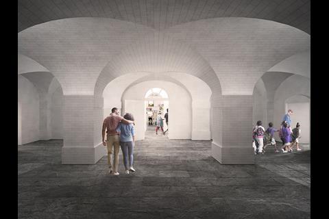 Selldorf Architects Clandon Park